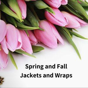 Light Jackets and Coats